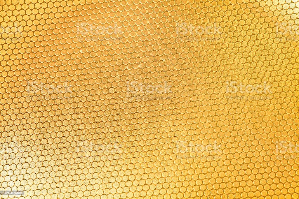 gold Mesh royalty-free stock vector art