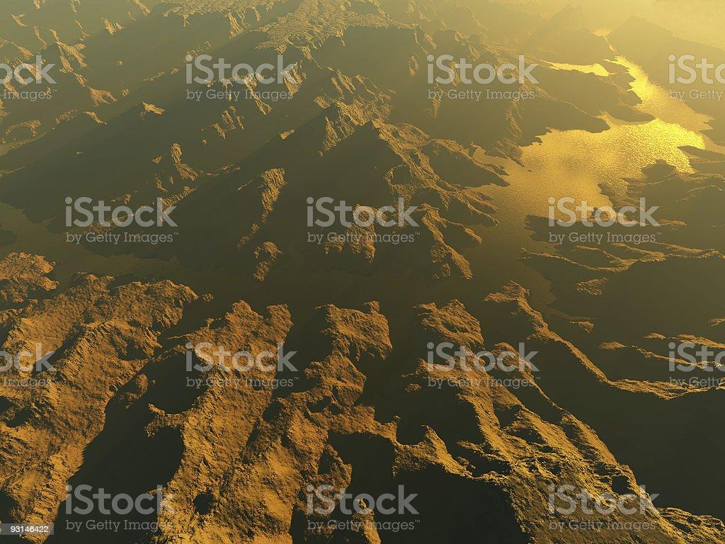 grand canyon royalty-free stock vector art