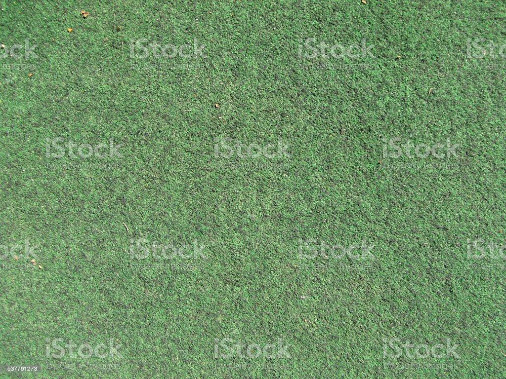 Grass carpet texture vector art illustration
