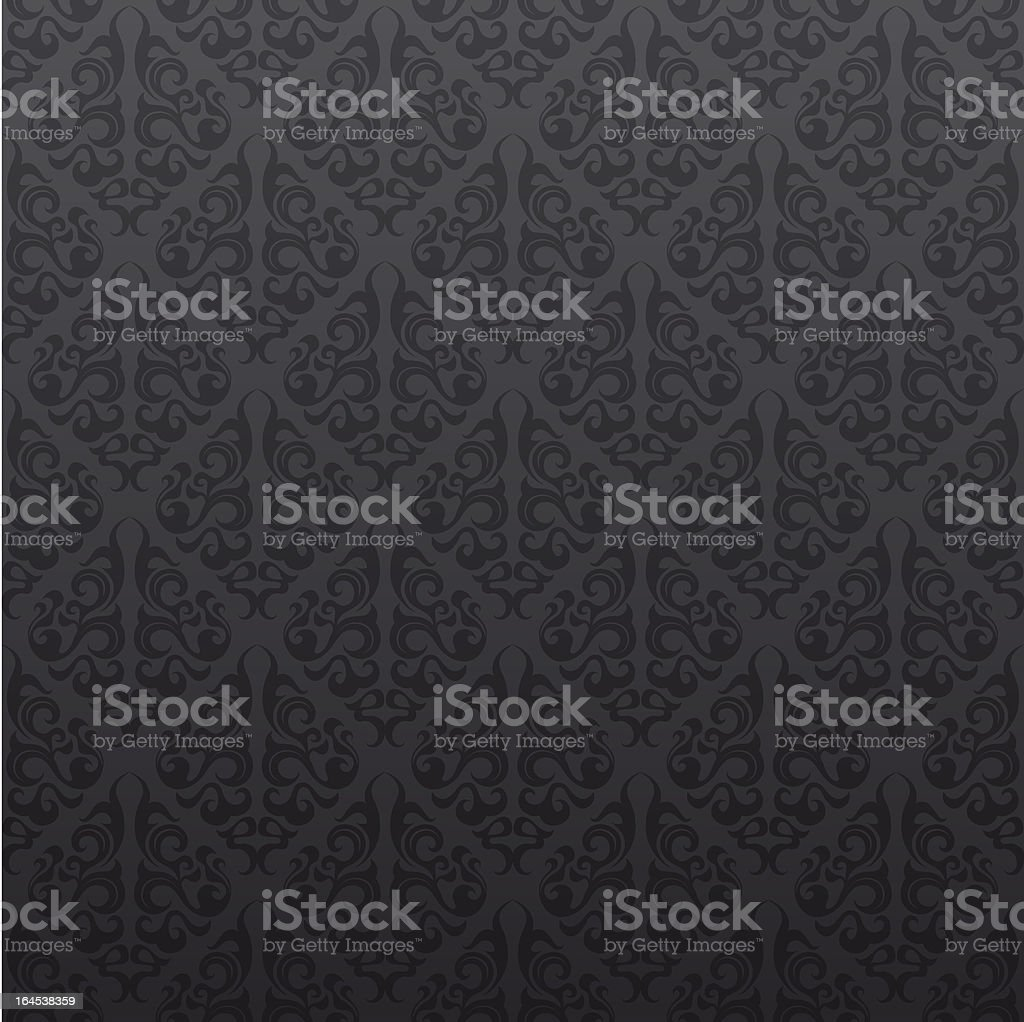 Gray seamless background royalty-free stock vector art