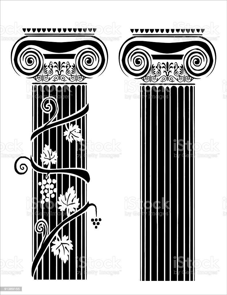 Greek border royalty-free stock vector art