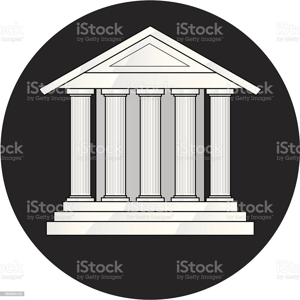 greek law royalty-free stock vector art
