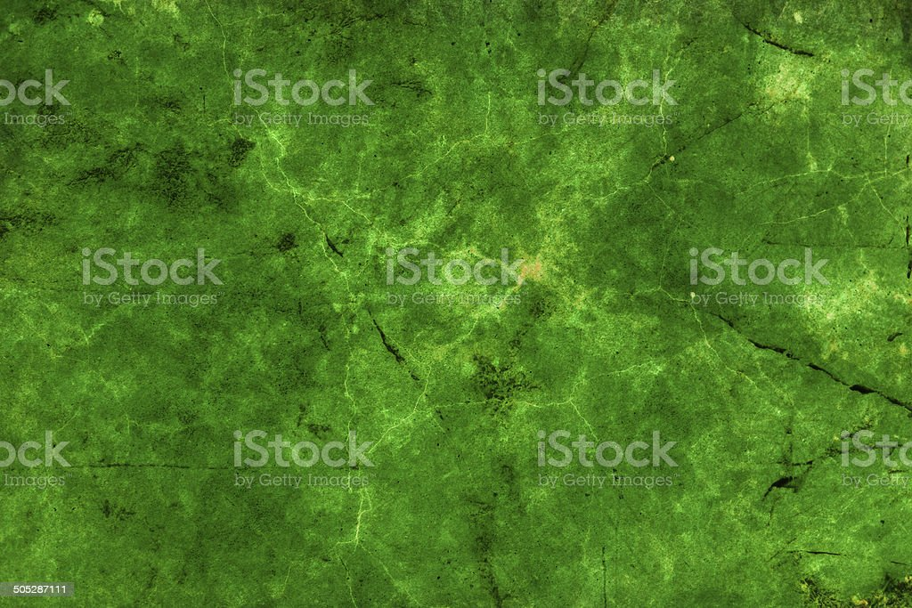 Green background image with interesting texture. royalty-free stock vector art