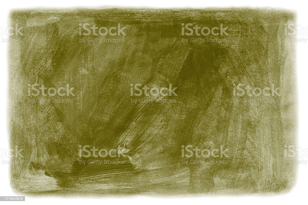 green Painting Texture royalty-free stock vector art