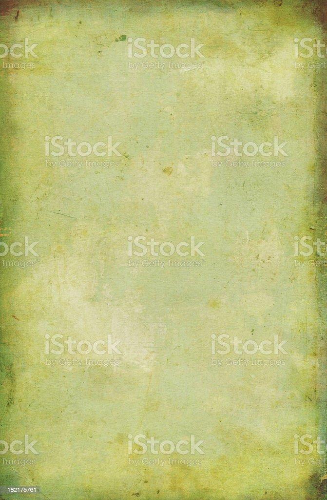 Green Swamp Poster royalty-free stock vector art