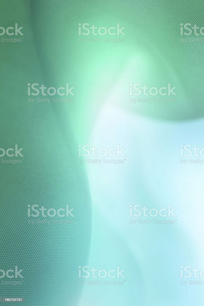 Green-Blue Abstract Background royalty-free stock vector art