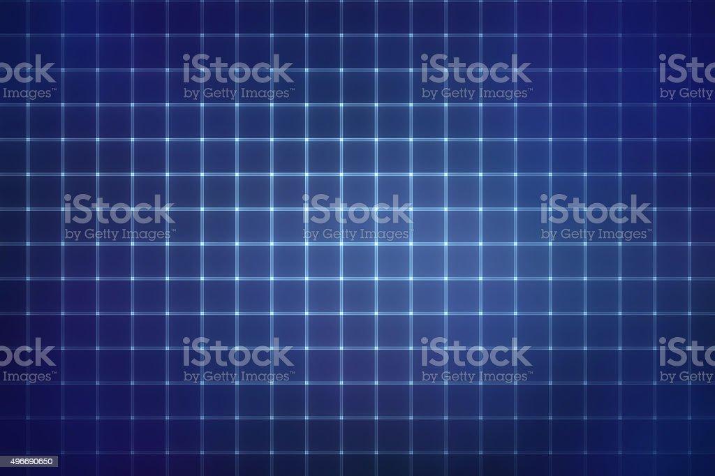Grid - Modern Background vector art illustration
