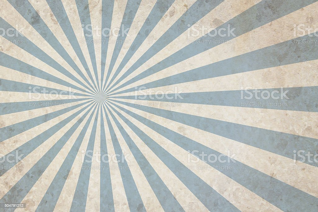 Grundge Starburst Background vector art illustration
