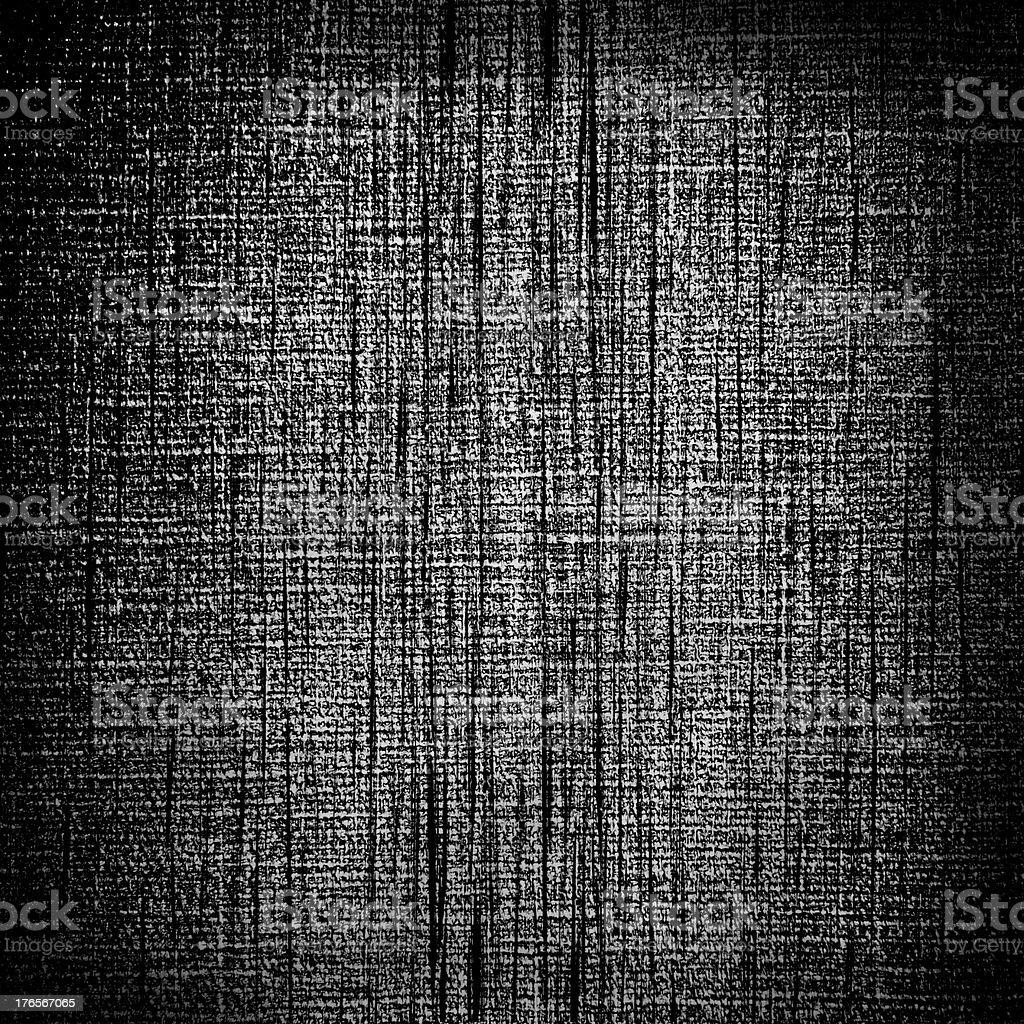 grunge black canvas vector art illustration