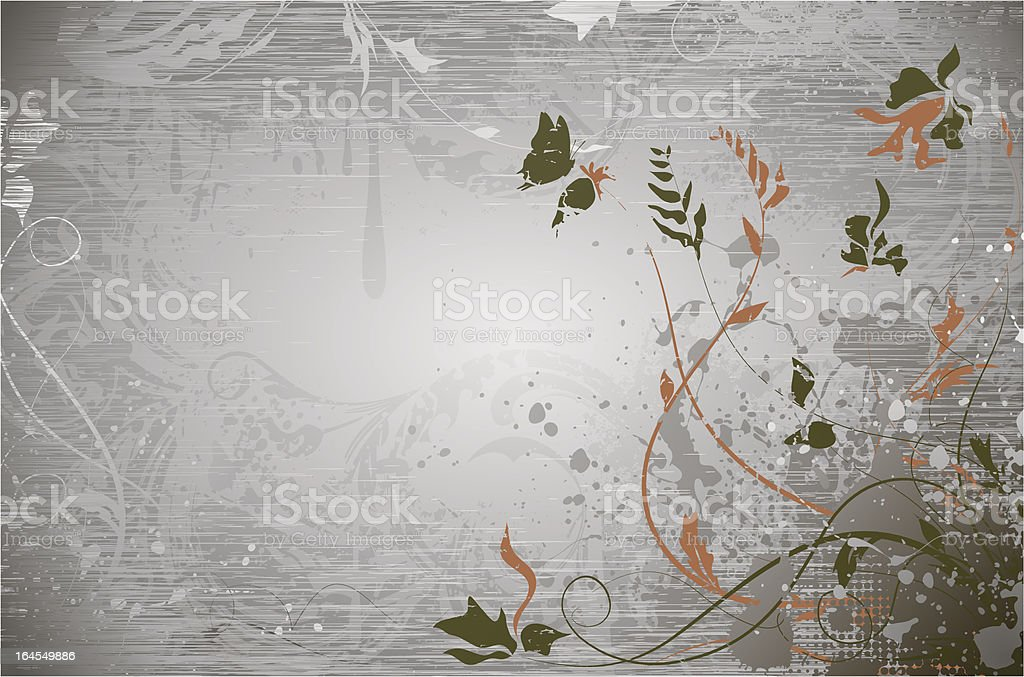 Grunge composition. royalty-free stock vector art