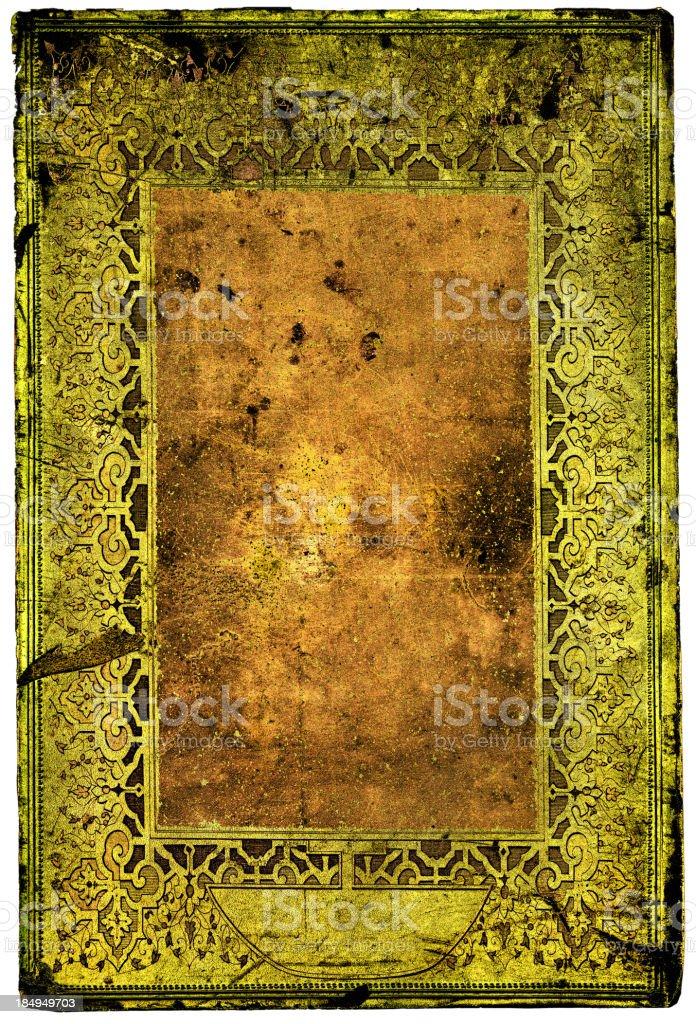 Grunge Frame Background royalty-free stock vector art