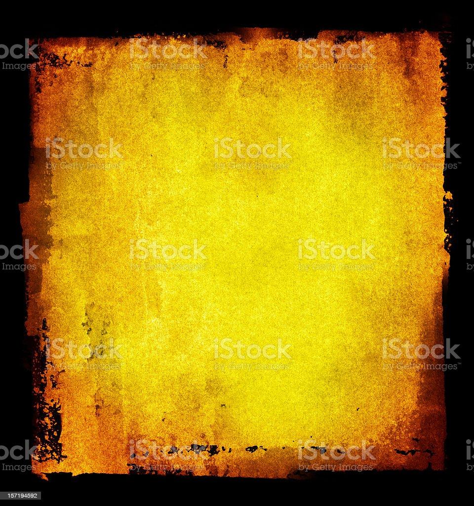 Grunge Frame royalty-free stock vector art