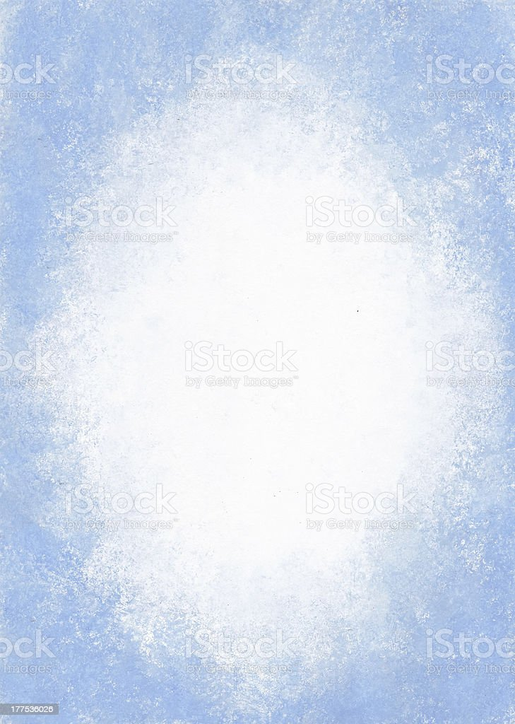 Grunge paper- gray-blue background royalty-free stock vector art