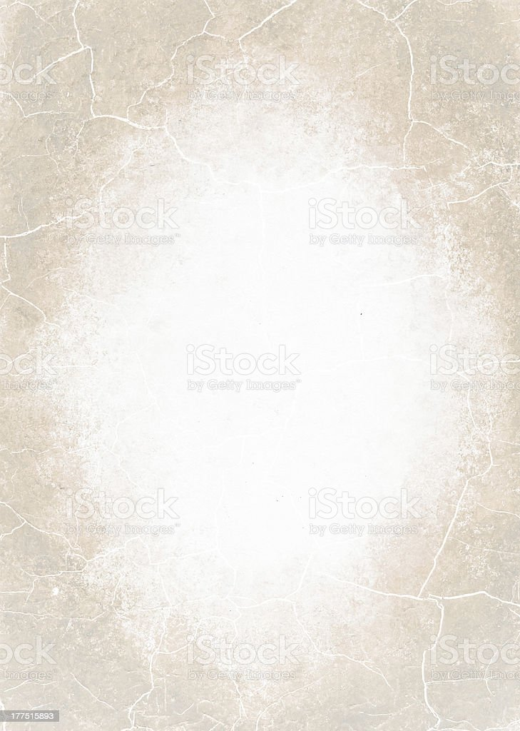 Grunge paper- light brown background royalty-free stock vector art