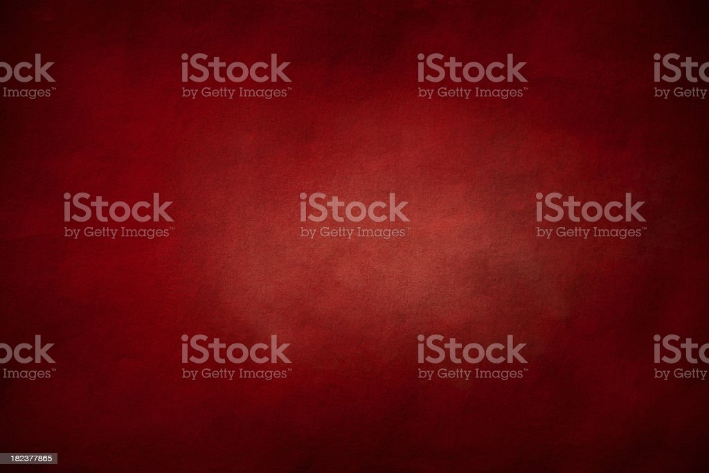 Grunge red background vector art illustration