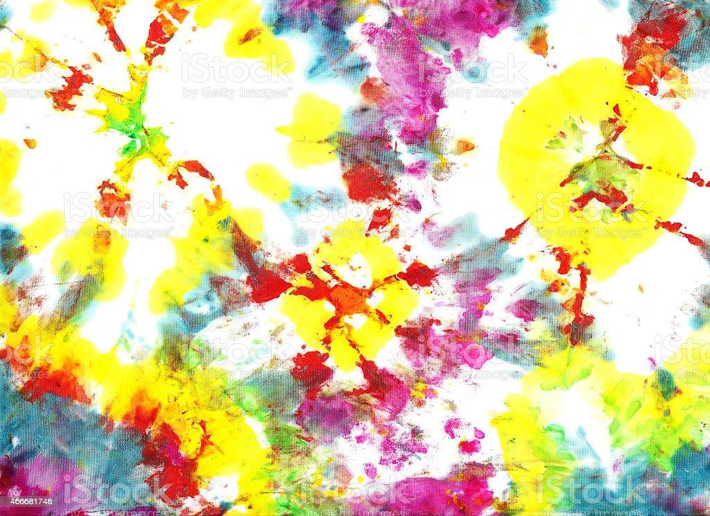 Arte Grunge sfondo di spruzzi illustrazione royalty-free