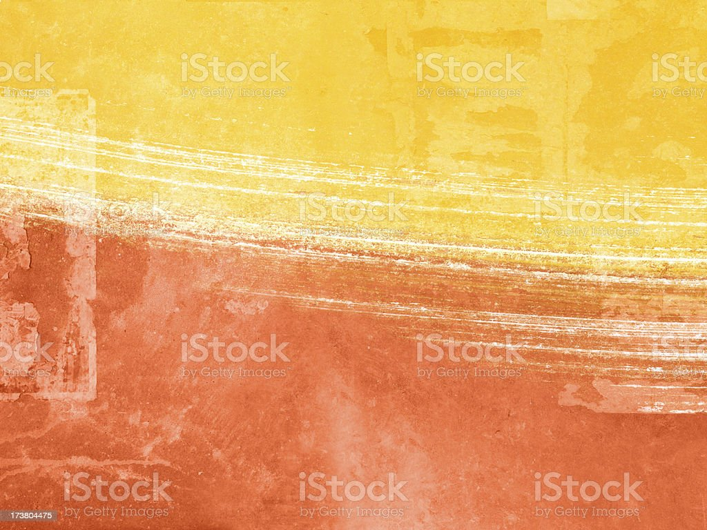 XXL - grungy wallpaper autumn 3 royalty-free stock vector art