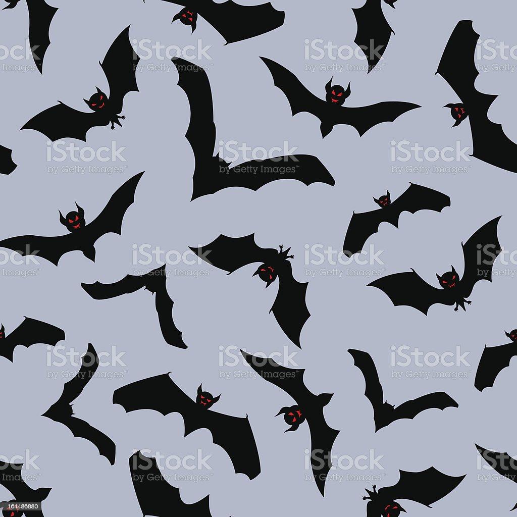 halloween seamless royalty-free stock vector art