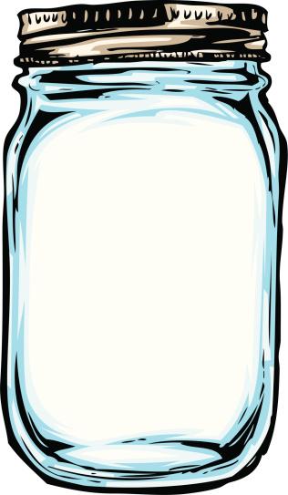 free clipart glass jar - photo #7