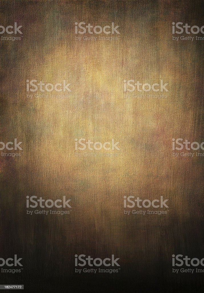Hand Painted Background on Canvas royalty-free stock vector art