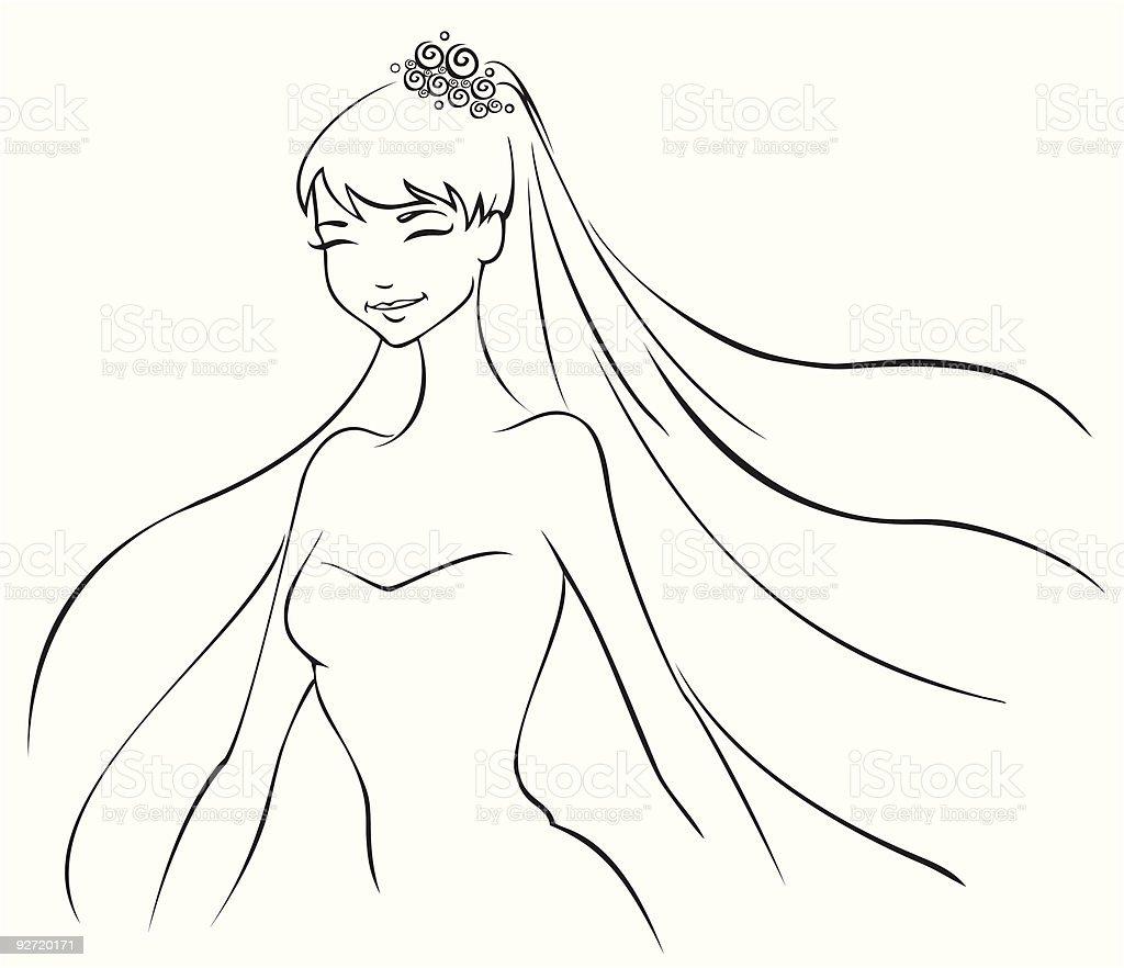 Happiest Day vector art illustration