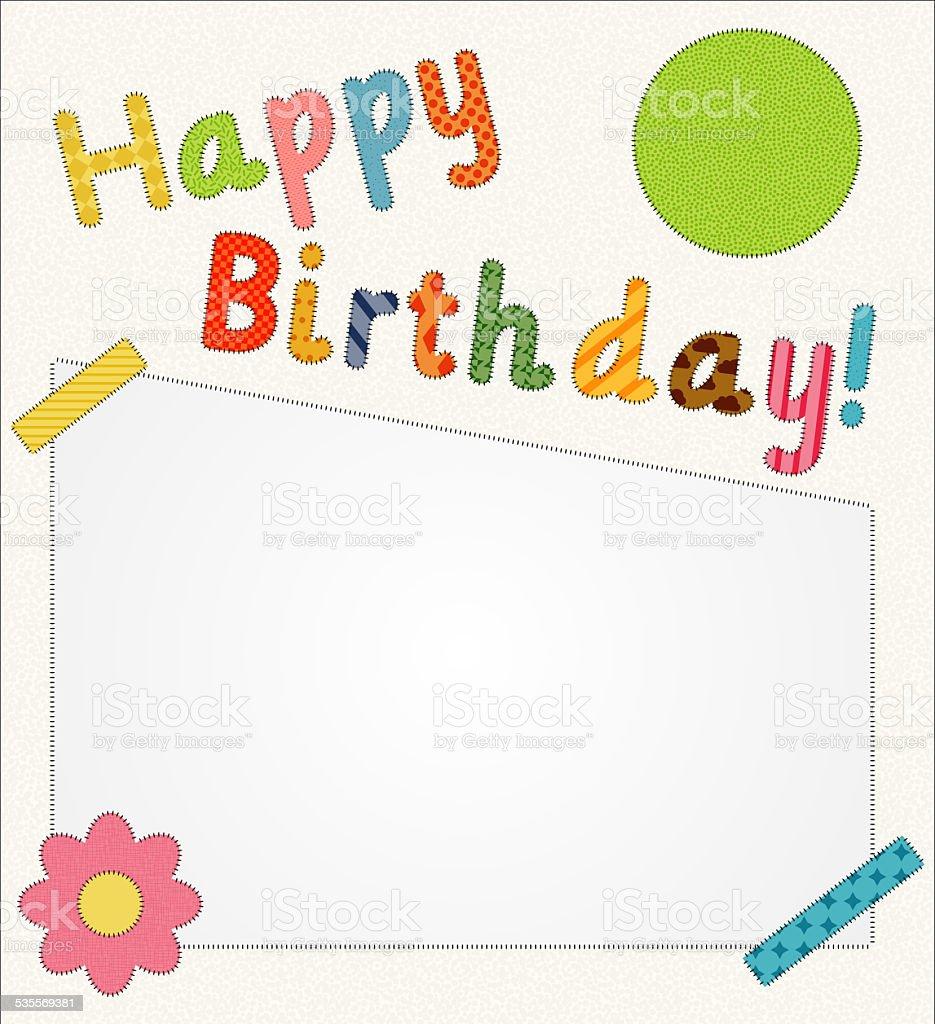 생일 축하 카드 일러스트 535569381
