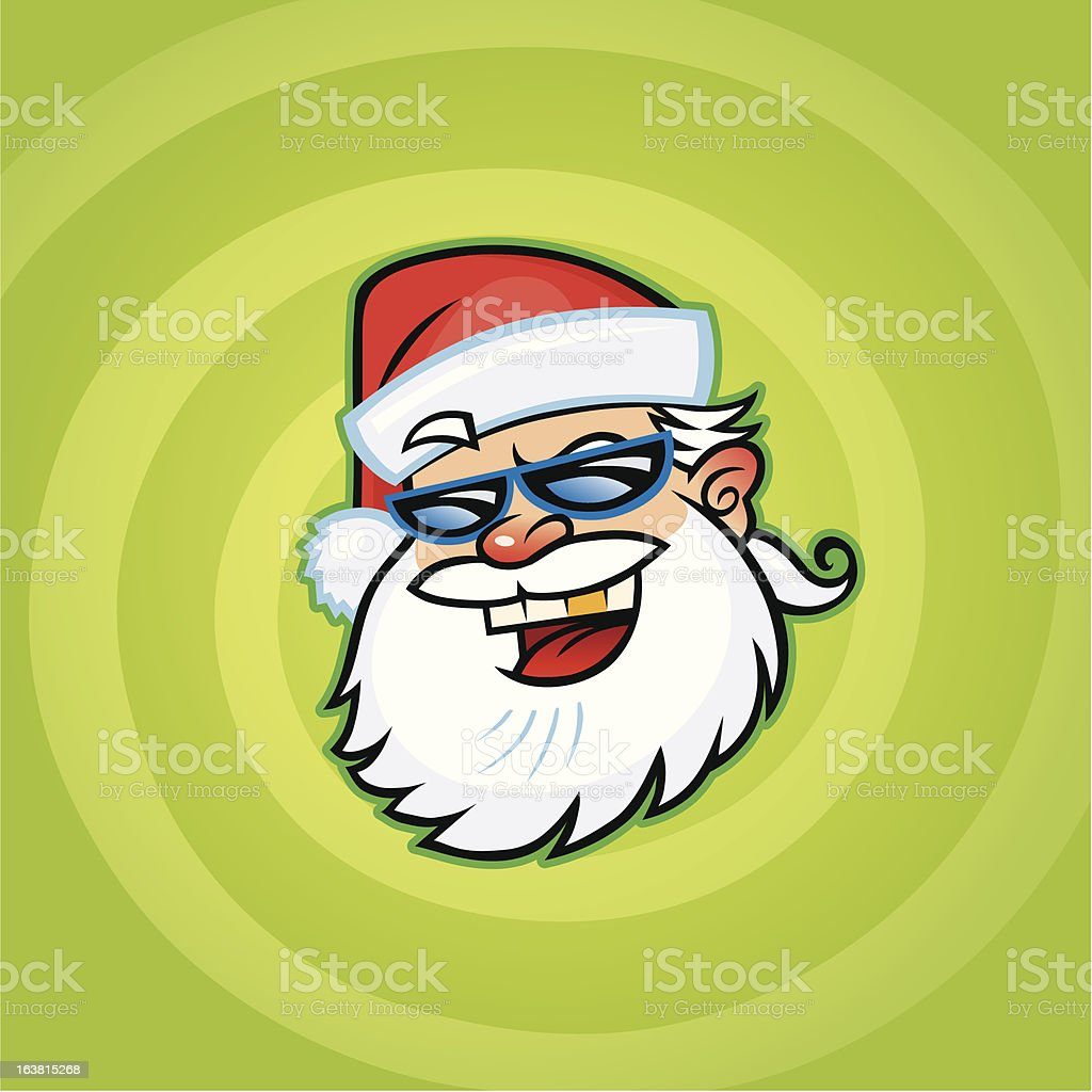 Happy Holidaze royalty-free stock vector art