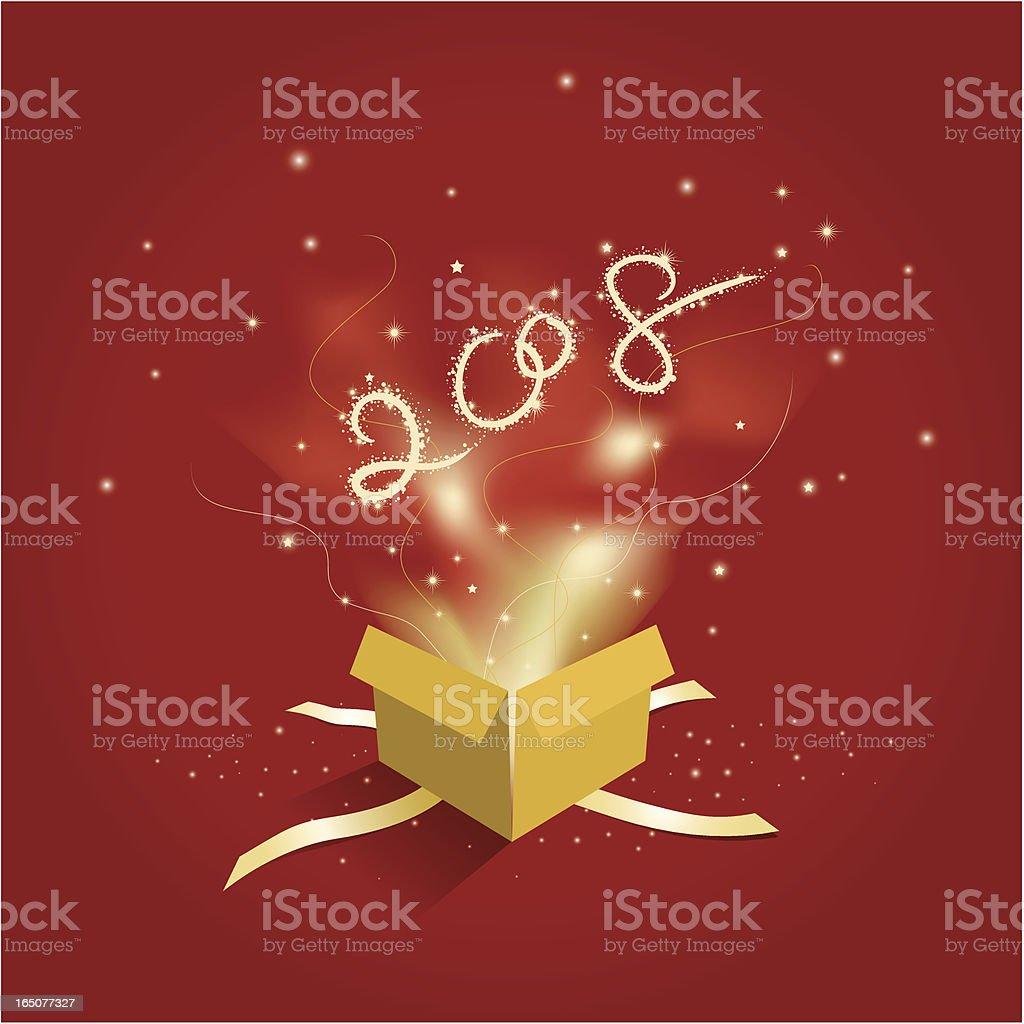 Happy New Year! royalty-free stock vector art