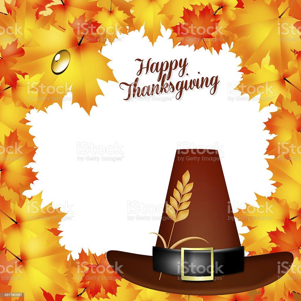Happy thanksgiving royalty-free stock vector art