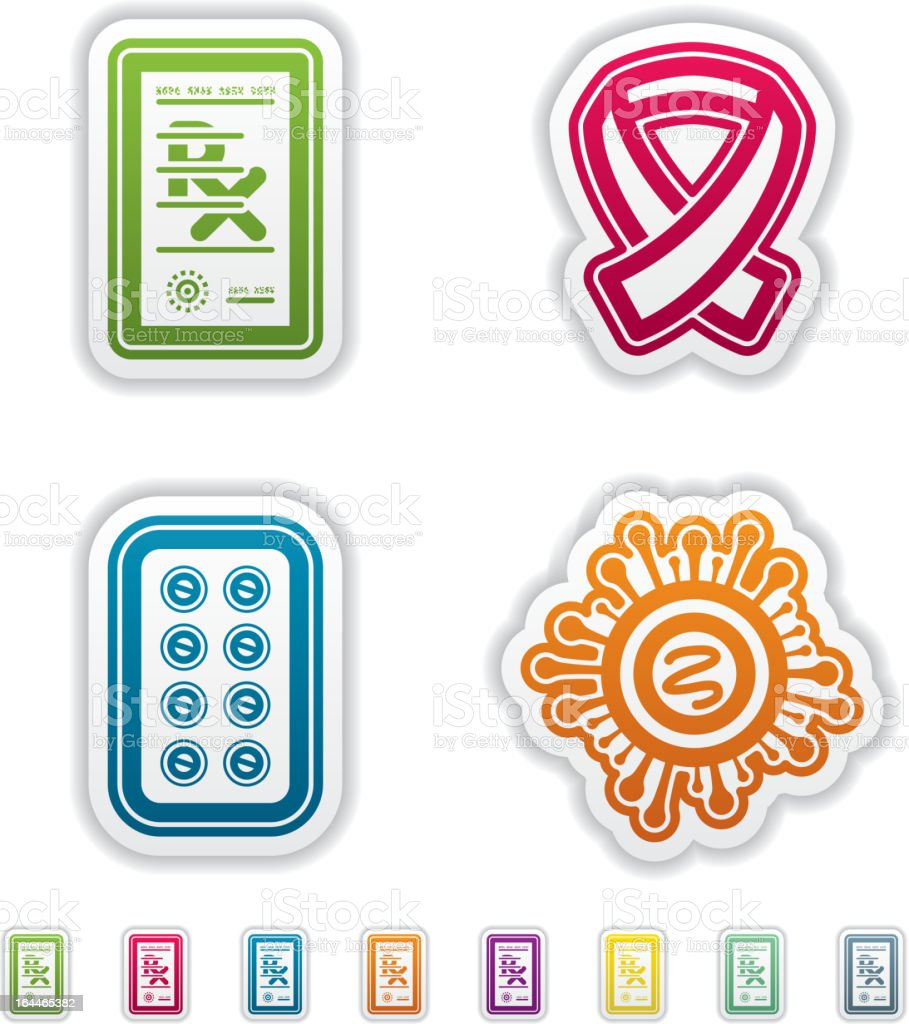 Healthcare royalty-free stock vector art
