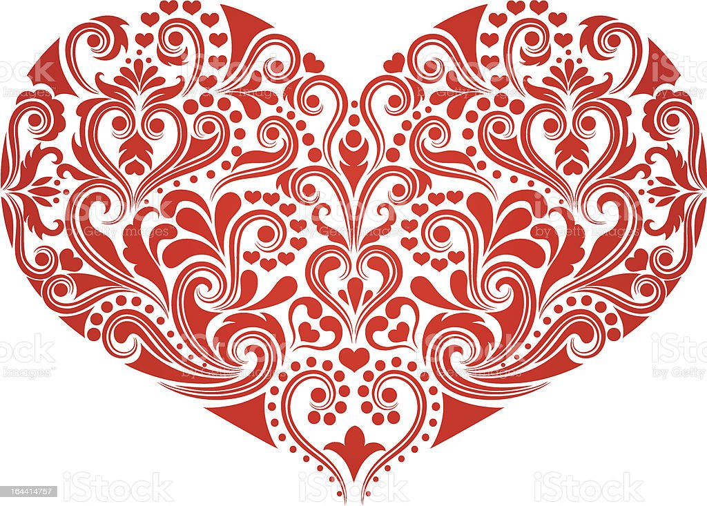 Heart. royalty-free stock vector art