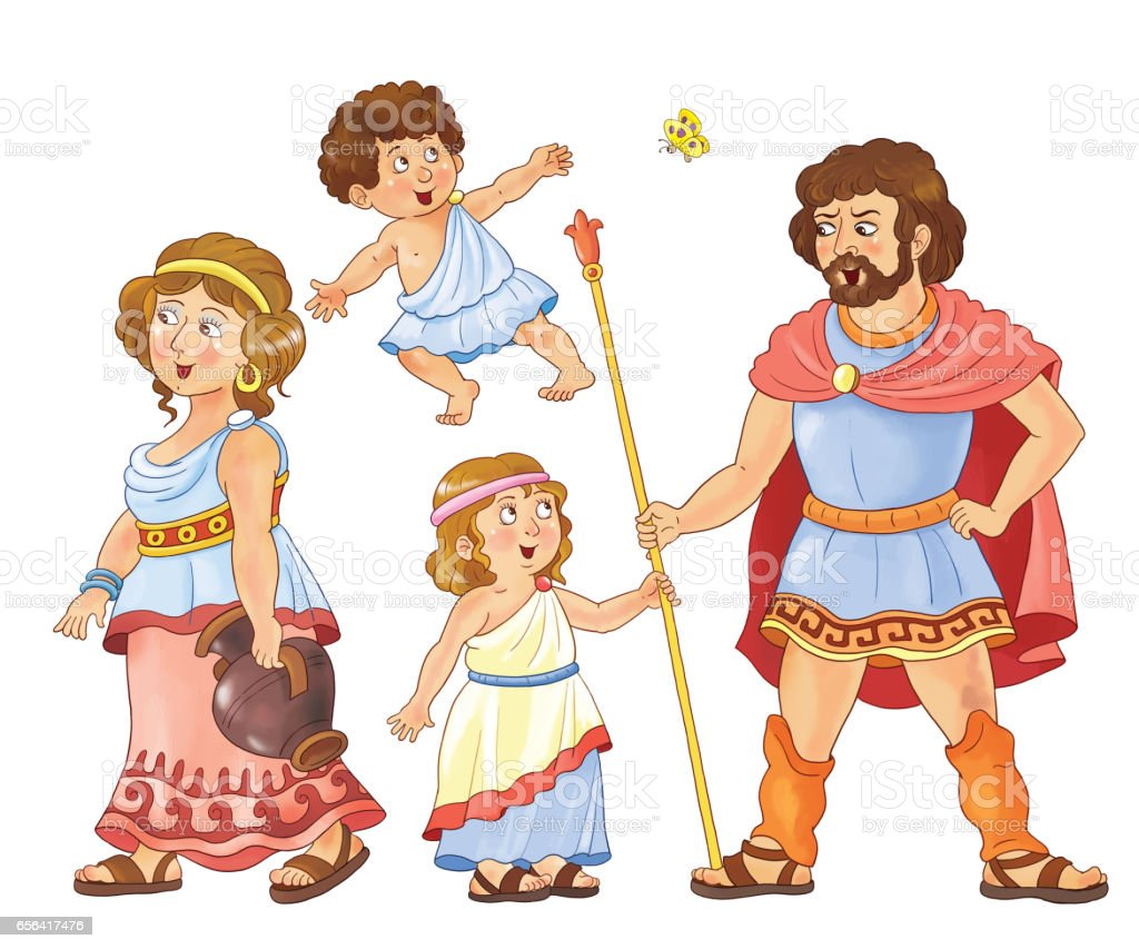 history of family history of fashion family in ancient greece