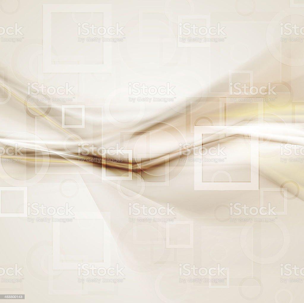 Hi-tech elegant design royalty-free stock vector art