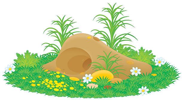 Animal Den Clip Art, Vector Images & Illustrations - iStock