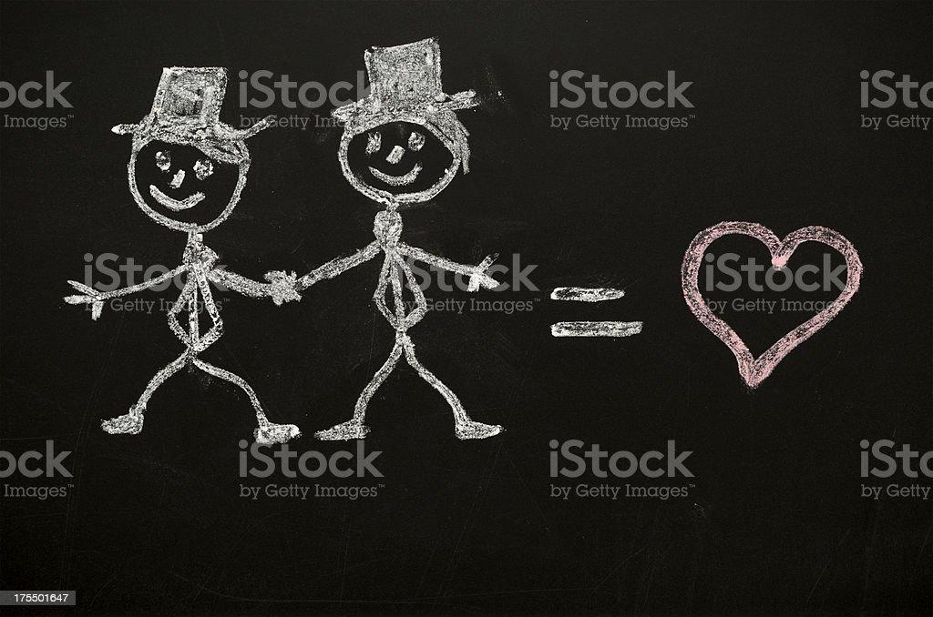 homo sexualtity royalty-free stock vector art