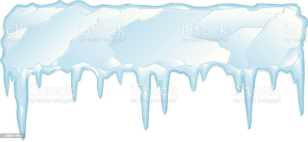 ice block royalty-free stock vector art