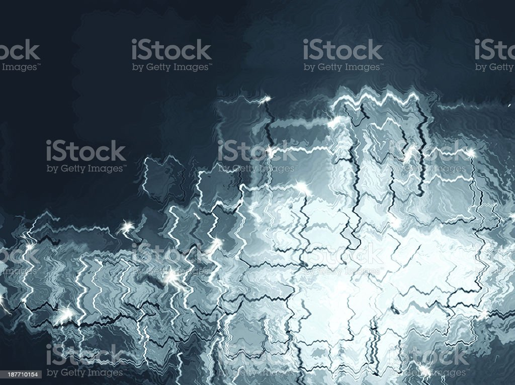 ice squares vector art illustration