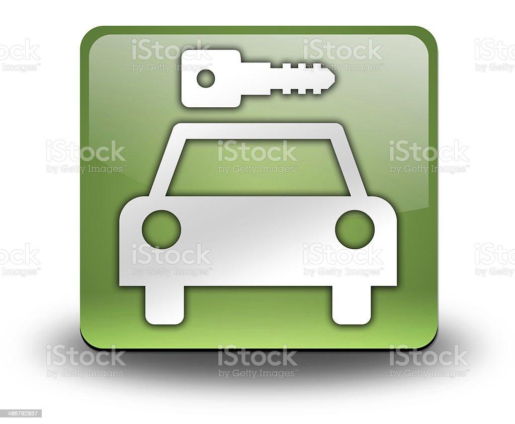 Icon, Button, Pictogram Car Rental royalty-free stock vector art
