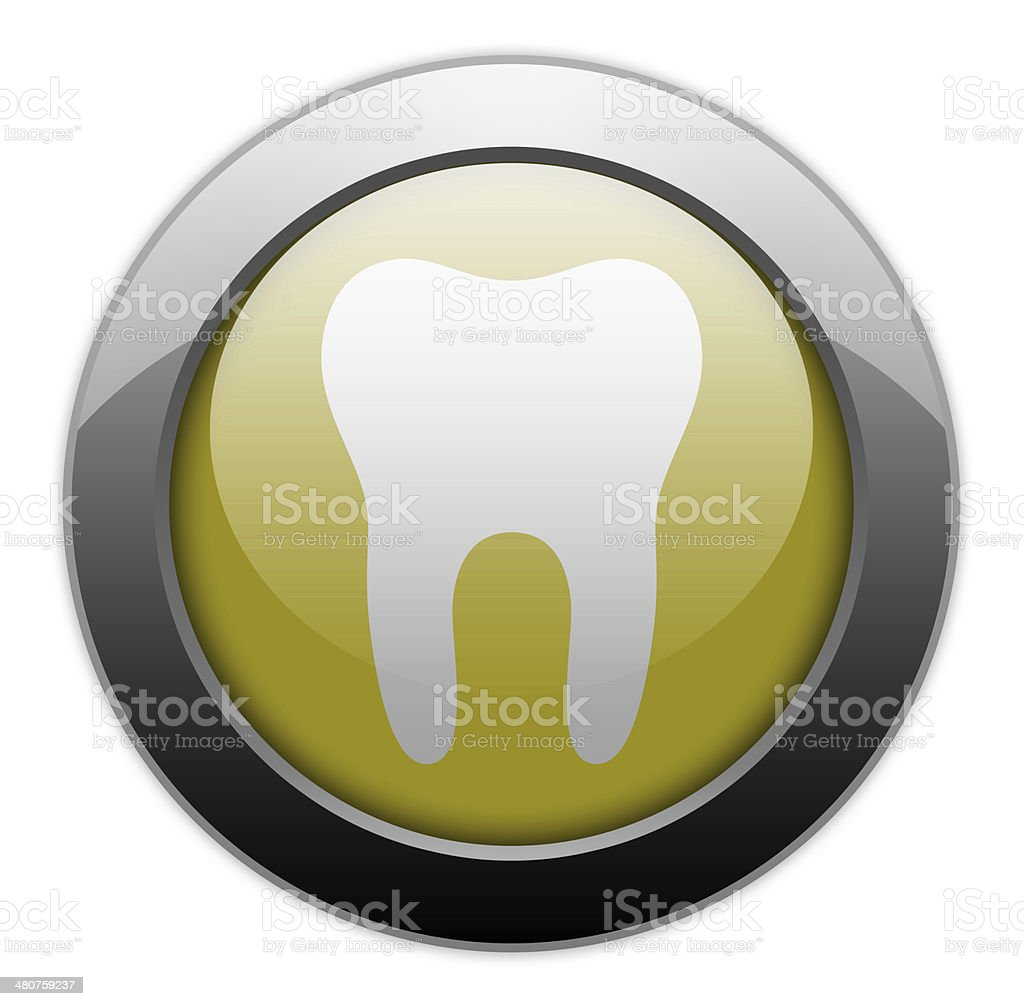 Icon, Button, Pictogram -Dentist, Dentistry- royalty-free stock vector art