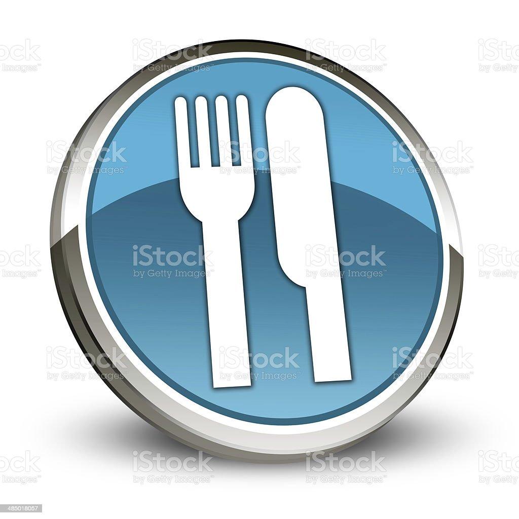 Icon, Button, Pictogram -Eatery, Restaurant- royalty-free stock vector art