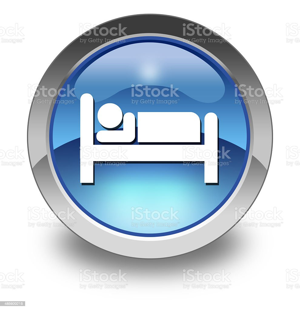 Icon, Button, Pictogram Hotel, Lodging royalty-free stock vector art