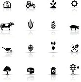 Icon Set, Farm