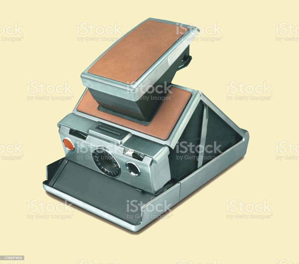 Instant Camera royalty-free stock vector art