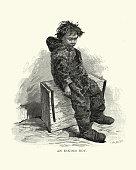 Inuit Boy, 19th Century
