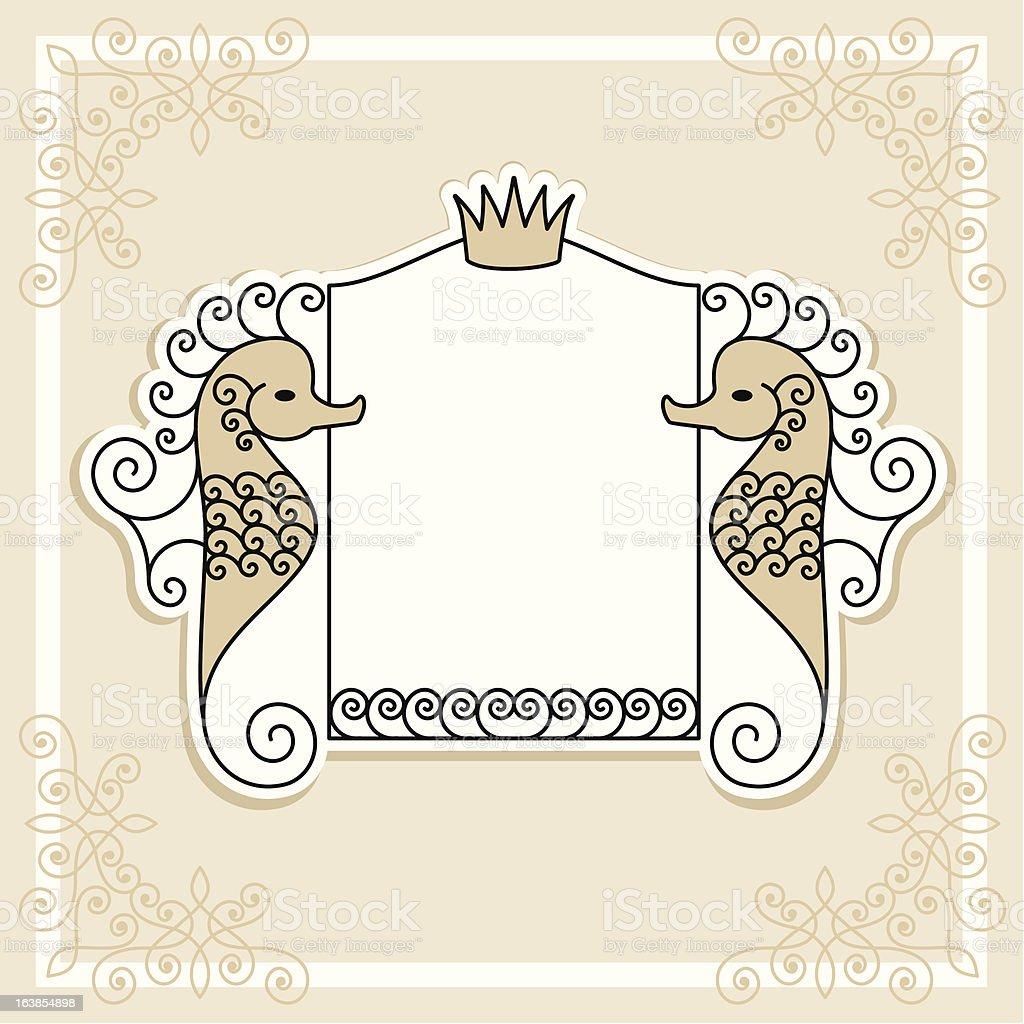 invitation design royalty-free stock vector art