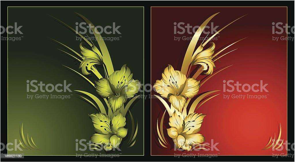 iris royalty-free stock vector art
