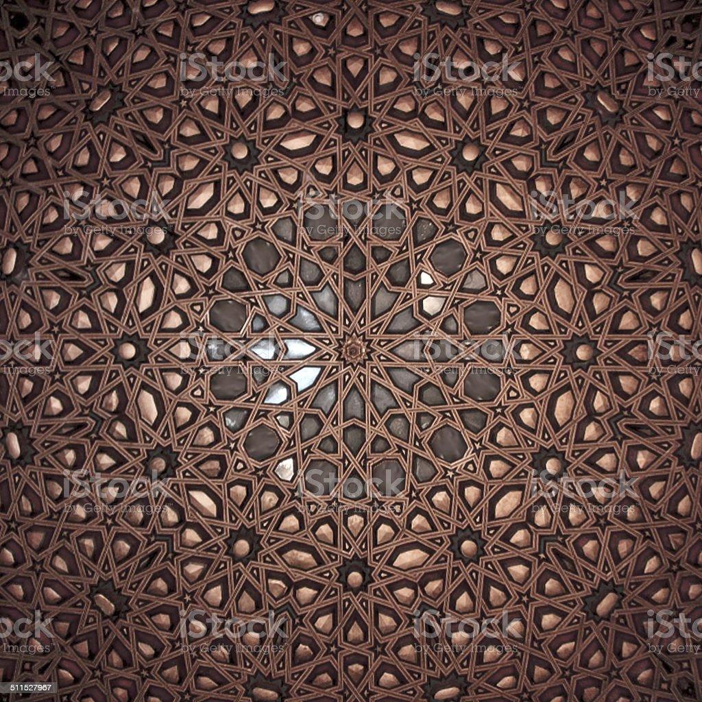 islamic design vector art illustration