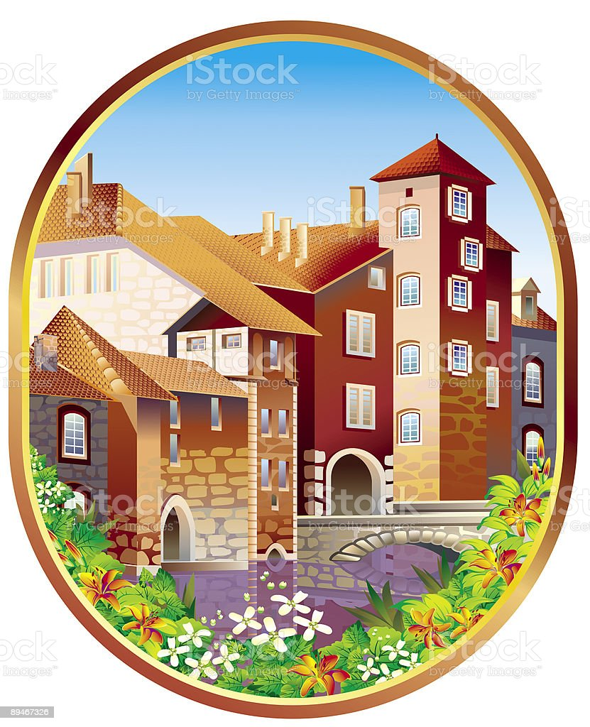 Italian royalty-free stock vector art