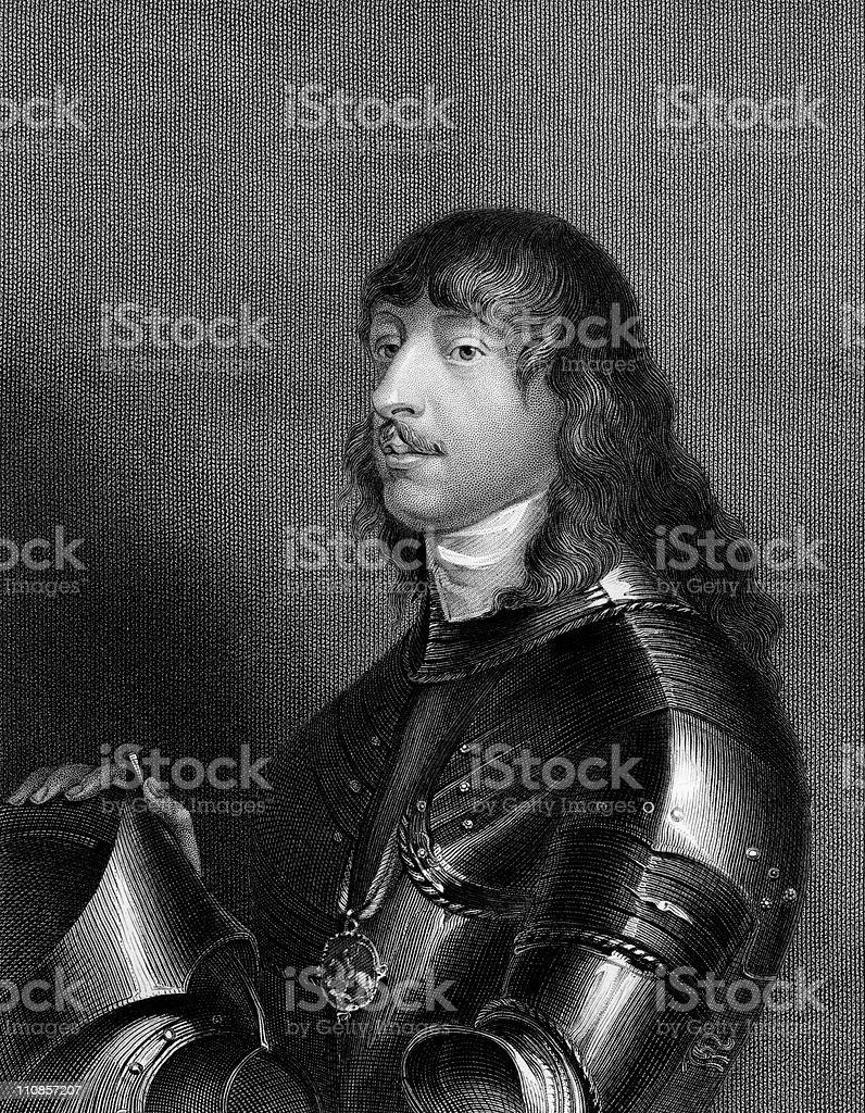 James Stanley, Earl of Derby royalty-free stock vector art