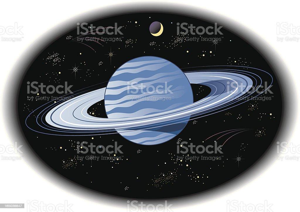Jupiter royalty-free stock vector art